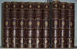 419 9 vols  Symonds John Addington Renais