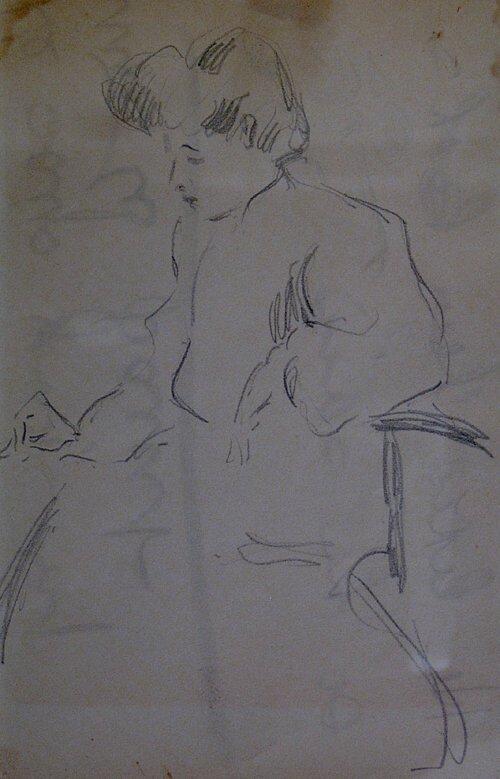 1011: ARTHUR BEECHER CARLES (American 1882-19