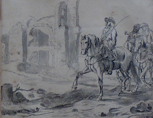 1015: ATTRIBUTED TO JOHANNES LINGELBACH (Dutc