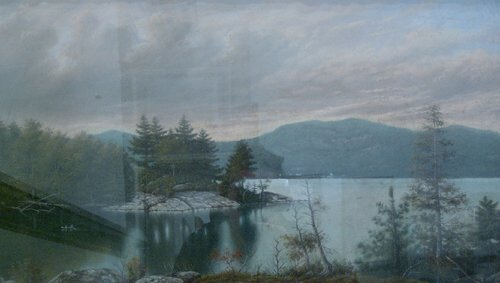 1018: LOUIS GRUBE (American 1812-1902) FIGURE