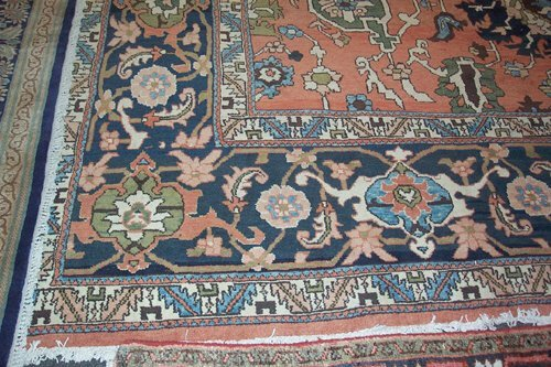 2185: NORTHWEST PERSIAN CARPET
