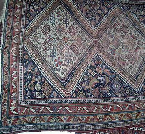 17: TWO RUGS