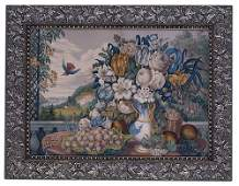95 LANDSCAPE FRUIT AND FLOWERS  CURRIER N