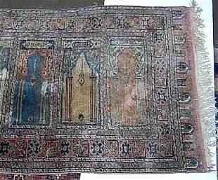 KAYSERI SAPH LONG RUG Central Persia, 20
