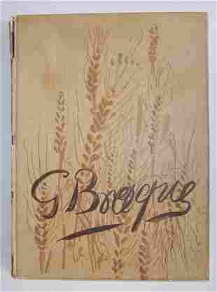 Braque, Georges. The Intimate Sketchbooks