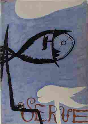 Verve. Nos. 2-4. Paris, 1938-1939. Folio,