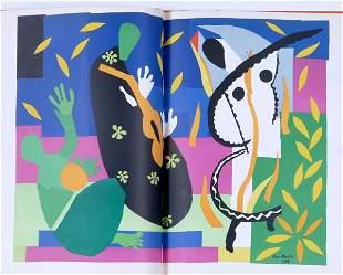 Matisse, Henri. The Last Works of... 1950