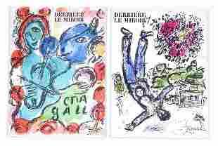 Derrier Le Miroir: Nos. 147; 198. Paris,