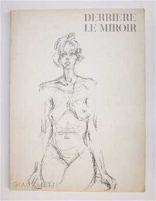 Derriere Le Miroir: Nos. 98; 127. Paris,
