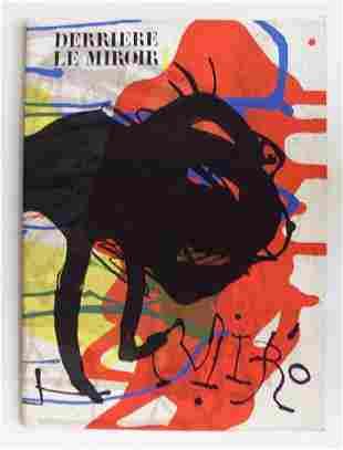 Derrier Le Miroir: Nos. 128; 203. Paris,