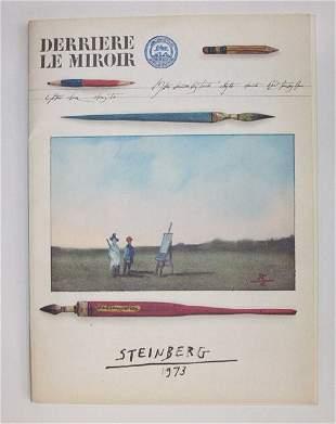 Derriere Le Miroir. No. 205. Paris, Sept.