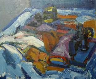 HENK WILLEMESE (Dutch 1915-1980) STILL