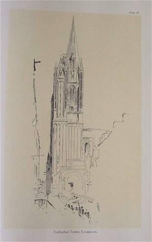 1 vol. White, Stanford. Sketches and Designs by,