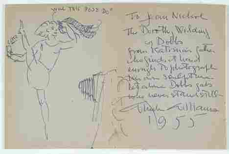 1060: 1 vol. American Sculptor Series. Wheeler Williams
