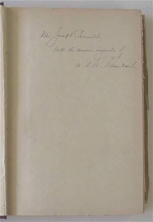 3 vols. Books on Books: Rosenbach, A.S.W. The Un