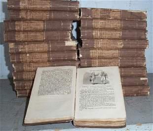 20 vols. Dibdin, Thomas (J), editor. The London T
