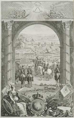 1 vol. Drummond de Melfort, Comte de. Trait sur l