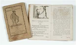 2 vols. (Chapbooks.) The New Cries of London. Lon