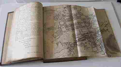 1251: 1 vol. Maitland, William. The History of Edinburg