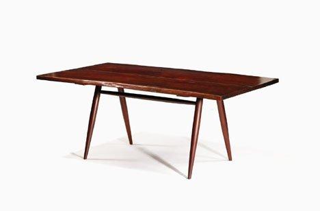 2404: Dining table by George Nakashima, circa 1955