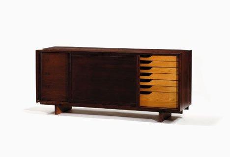 2406: Sideboard by George Nakashima, circa 1955, Walnut