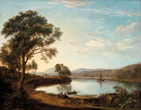 12: FOLLOWER OF ALEXANDER NASMYTH, (BRITISH 1758-1840),