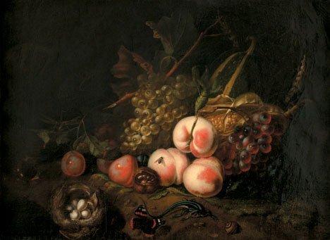 14: MANNER OF RACHEL RUYSCH, (DUTCH 1664-1750), STILL L
