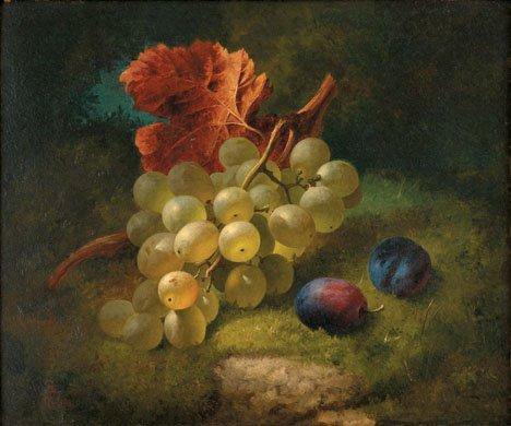 15: EDWARD LADELL, (BRITISH 1821-1886), STILL LIFE WITH