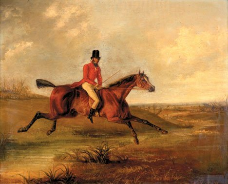 20: ATTRIBUTED TO GEORGE HENRY LAPORTE, (GERMAN 1799-18