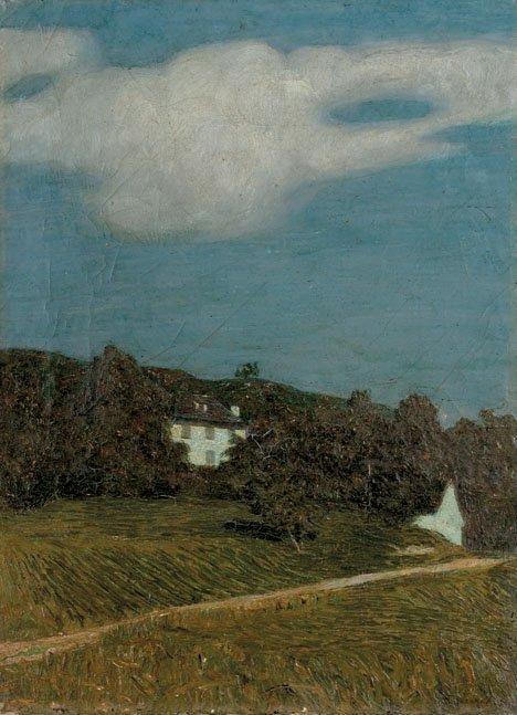 "49: CARLO FORNARA, (ITALIAN 1871-1968), QUIETE LUNARE"""""