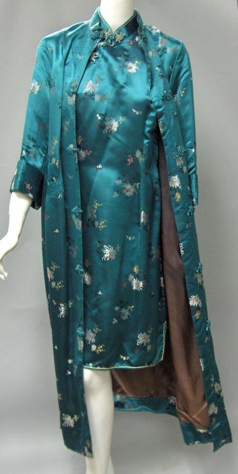 11018: Four vintage Asian garments, mid 20th century, I