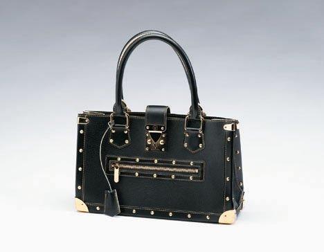 11513: Louis Vuitton black Le Fabuleux handbag, , In th