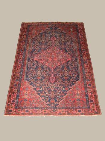 2006: Hamadan rug, west persia, circa 2nd quarter 20th