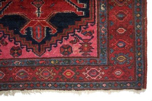 2009: Hamadan rug, west persia, circa 1920,