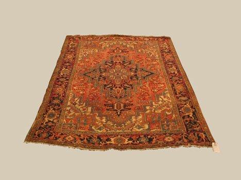2010: Heriz carpet, northwest persia, circa 2nd quarter