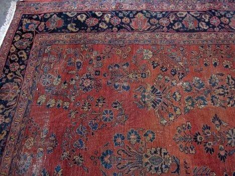 2014: Sarouk carpet, west persia, circa 1925,