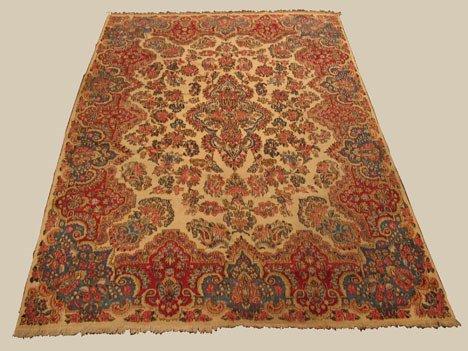 2015: Kerman carpet, southeast persia, circa mid-20th c