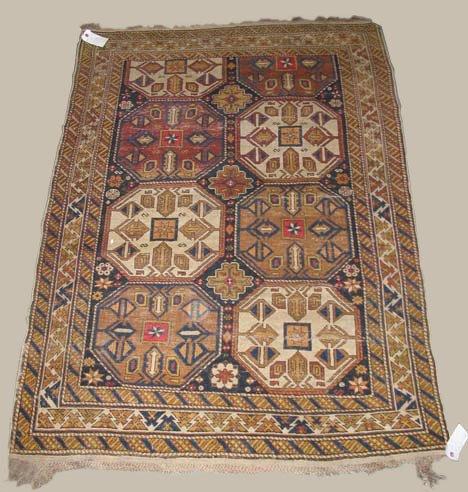 2016: Shirvan rug, east caucasus, circa 1900,