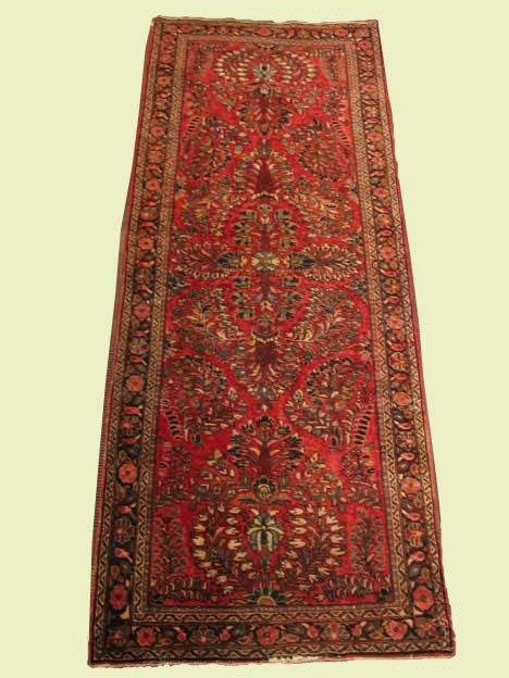 2023A: Sarouk rug, west persia, circa 1920-30,