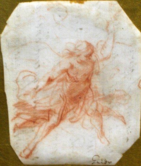 3008: ATTRIBUTED TO GUIDO RENI, (ITALIAN 1575-1642), AN