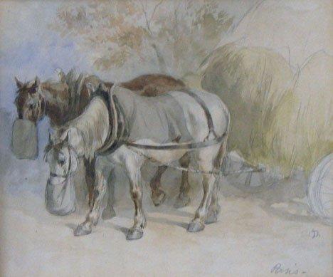 3011: FELIX OCTAVIUS CARR DARLEY, (AMERICAN 1822-1888),