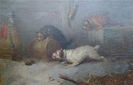 317: ATTRIBUTED TO GEORGE ARMFIELD (British 1808-1893)