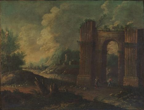 2002: SCHOOL OF THE VENETO (18th Century)  EXTENSIVE LA
