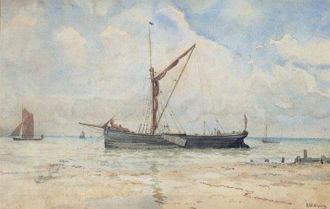 2013: HENDRIK WILLEM MESDAG (Dutch 1831-1951)  DUTCH FI