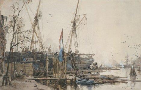 2014: JOHANN HENDRIK VAN MASTENBROEK (Dutch 1875-1945)