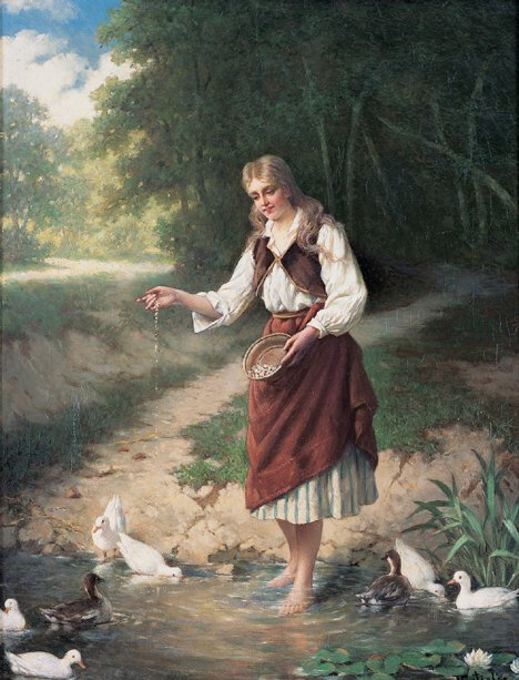 2022: JAN FREDERICK PETER PORTIELJE (Belgian 1829-1895)