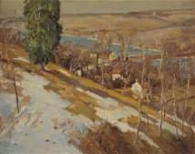 2174: ALFRED RICHARD MITCHELL (American 1888-1972) CEN