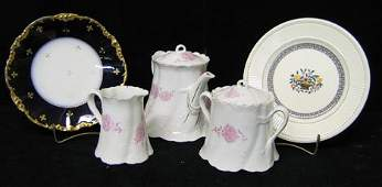 1181: Thirty-seven assorted porcelain and pottery group