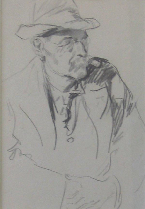20: CHARLES SARKA, (AMERICAN, 1879-1960), MR MURRY, BOS