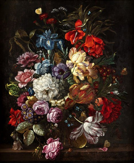 2001: ATTRIBUTED TO JAN EVERT MOREL I, (DUTCH 1777 - 18